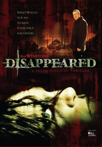 Disappeared (She's gone) Poster