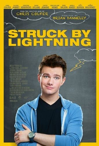 Struck by Lightning Poster