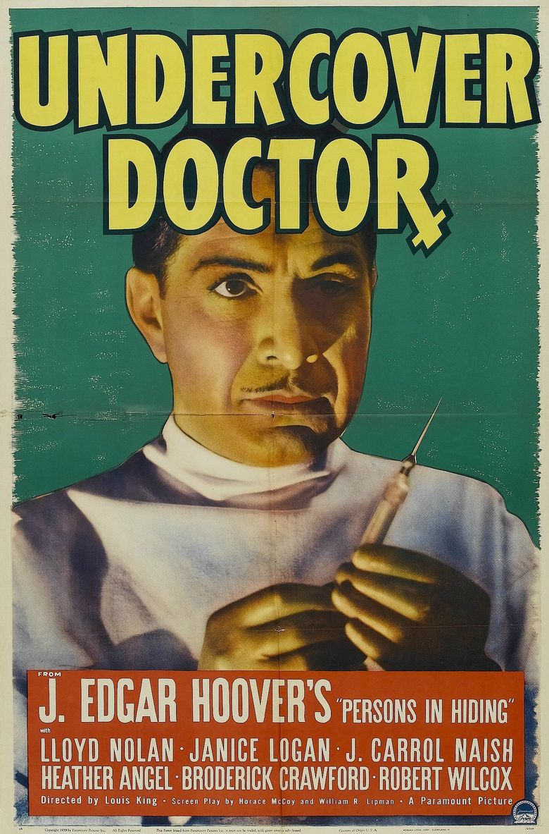 Undercover Doctor Poster