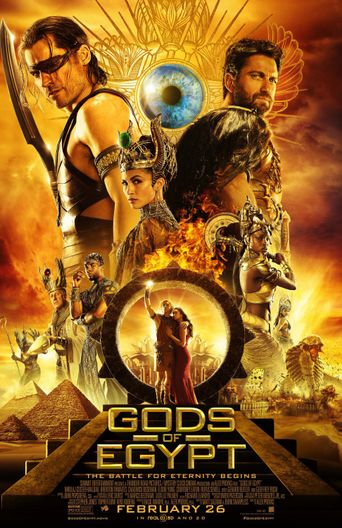 Watch Gods of Egypt