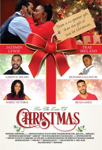 For the Love of Christmas Poster