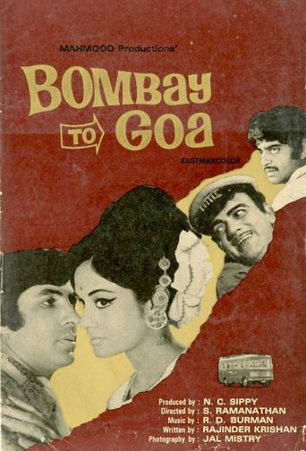 Bombay to Goa Poster