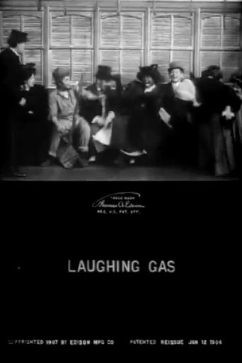 Laughing Gas Poster