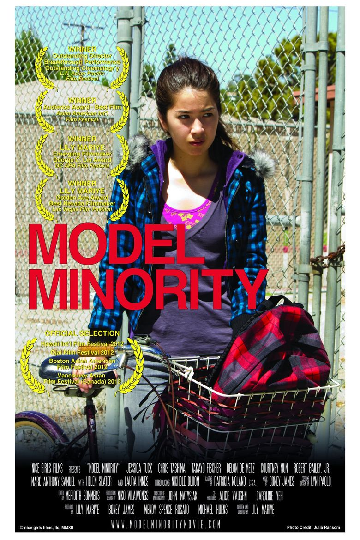 Model Minority Poster
