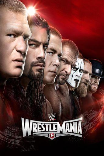 WWE WrestleMania 31 Poster