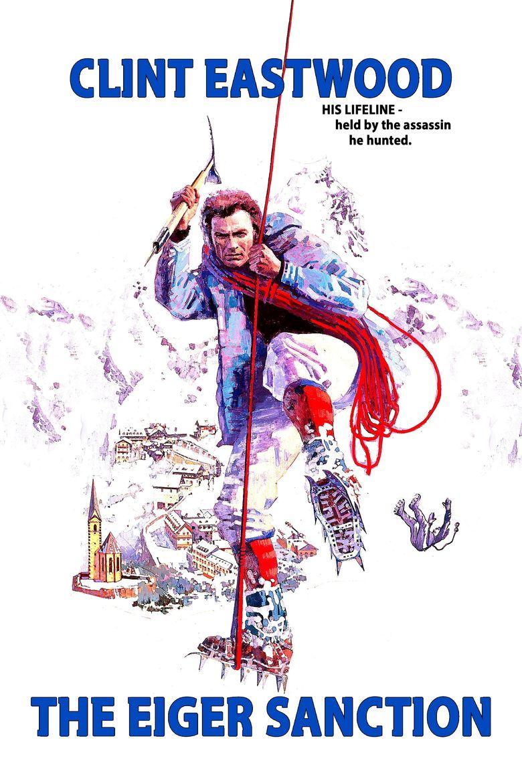 The Eiger Sanction Poster