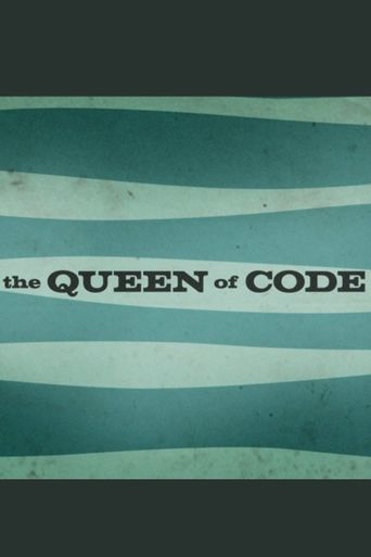 The Queen of Code Poster