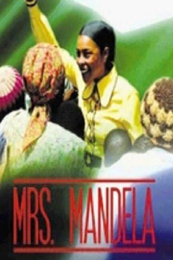 Mrs Mandela Poster