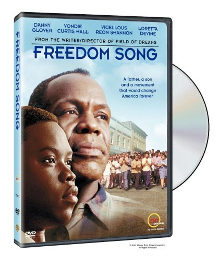Freedom Song Poster