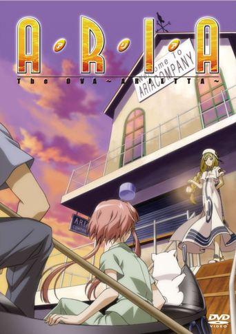 Aria the OVA: Arietta Poster