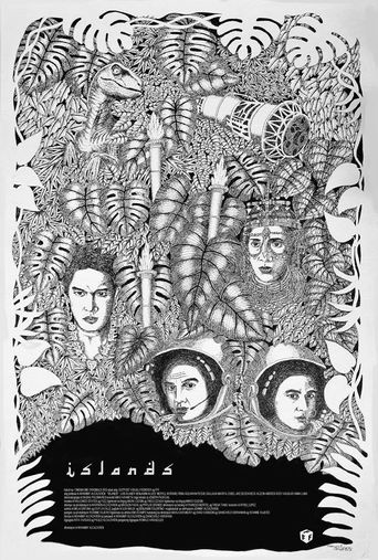 Islands Poster