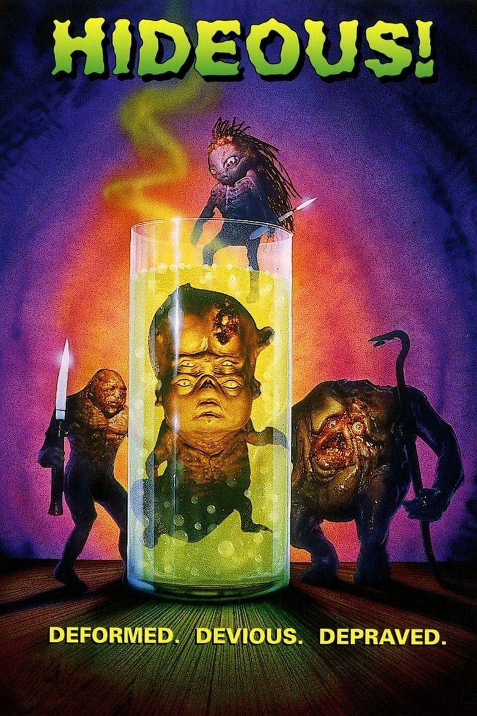 Hideous! Poster