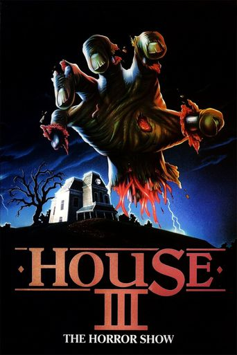 House III: The Horror Show Poster