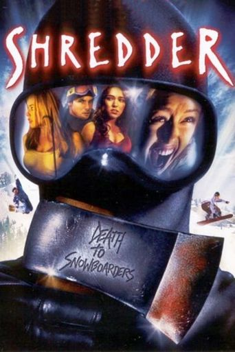 Shredder Poster