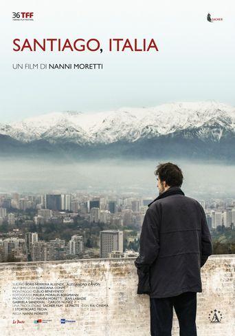 Santiago, Italia Poster