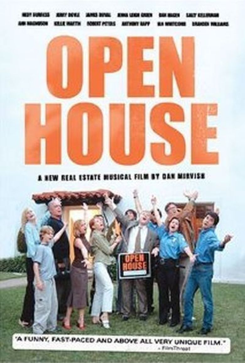 Open House Poster