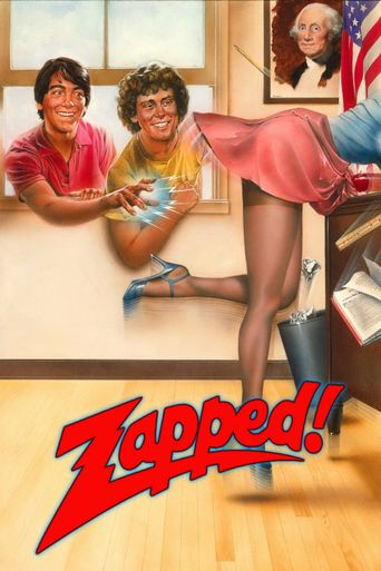 Zapped! Poster