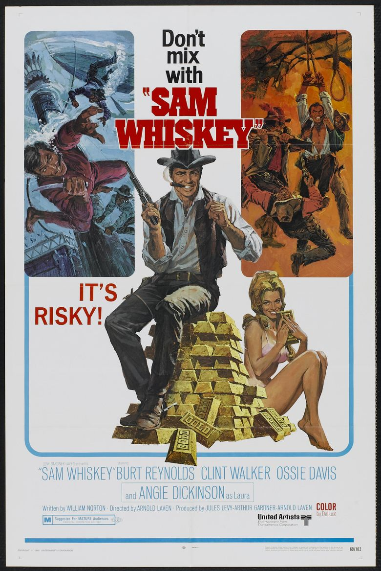 Sam Whiskey Poster
