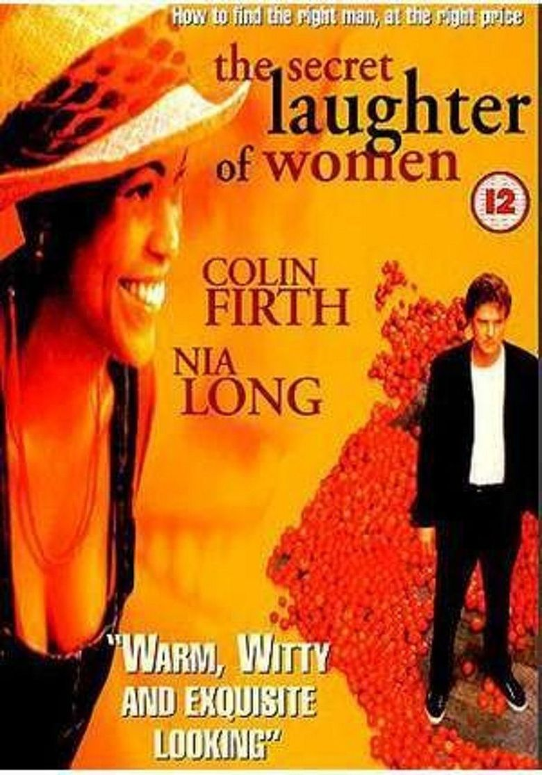 The Secret Laughter of Women Poster