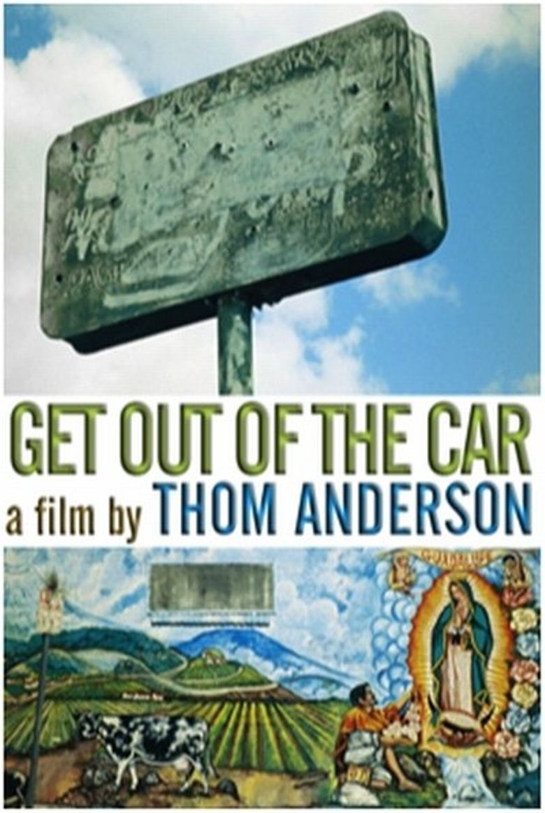 Get Out of the Car Poster