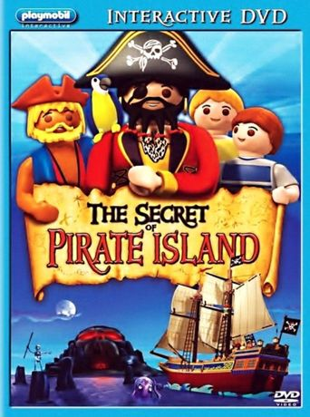 Playmobil: The Secret of Pirate Island Poster