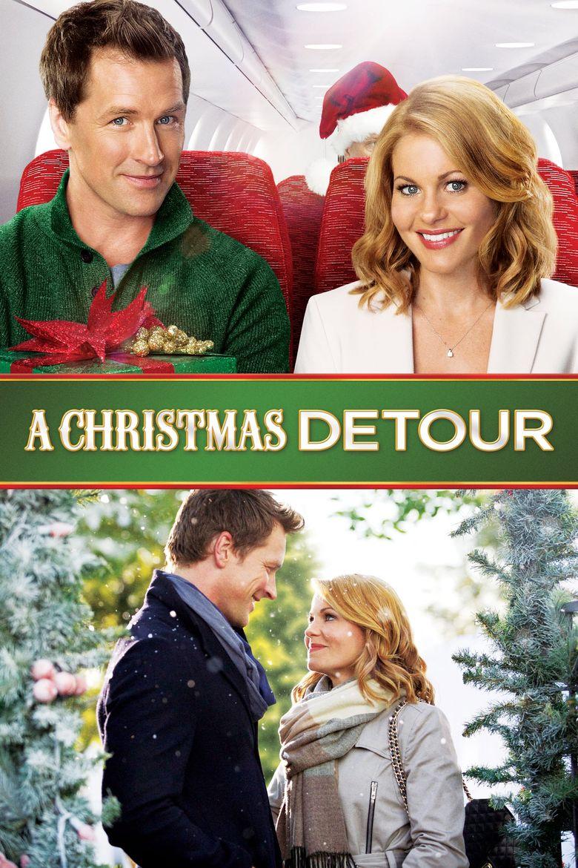 A Christmas Detour Poster