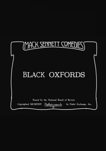 Black Oxfords Poster