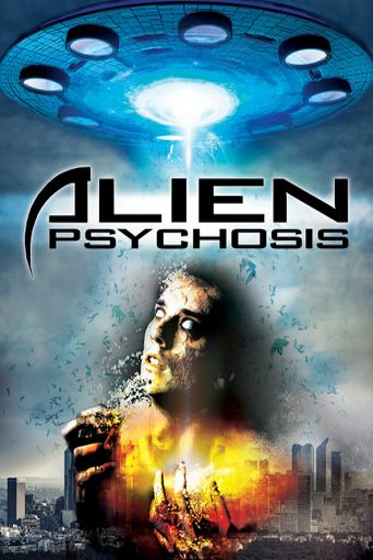 Alien Psychosis Poster