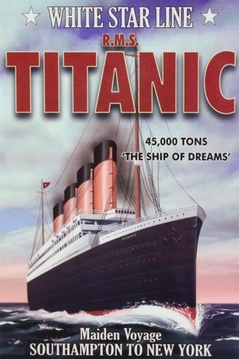 The Unsinkable Titanic Poster