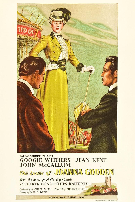 The Loves Of Joanna Godden Poster