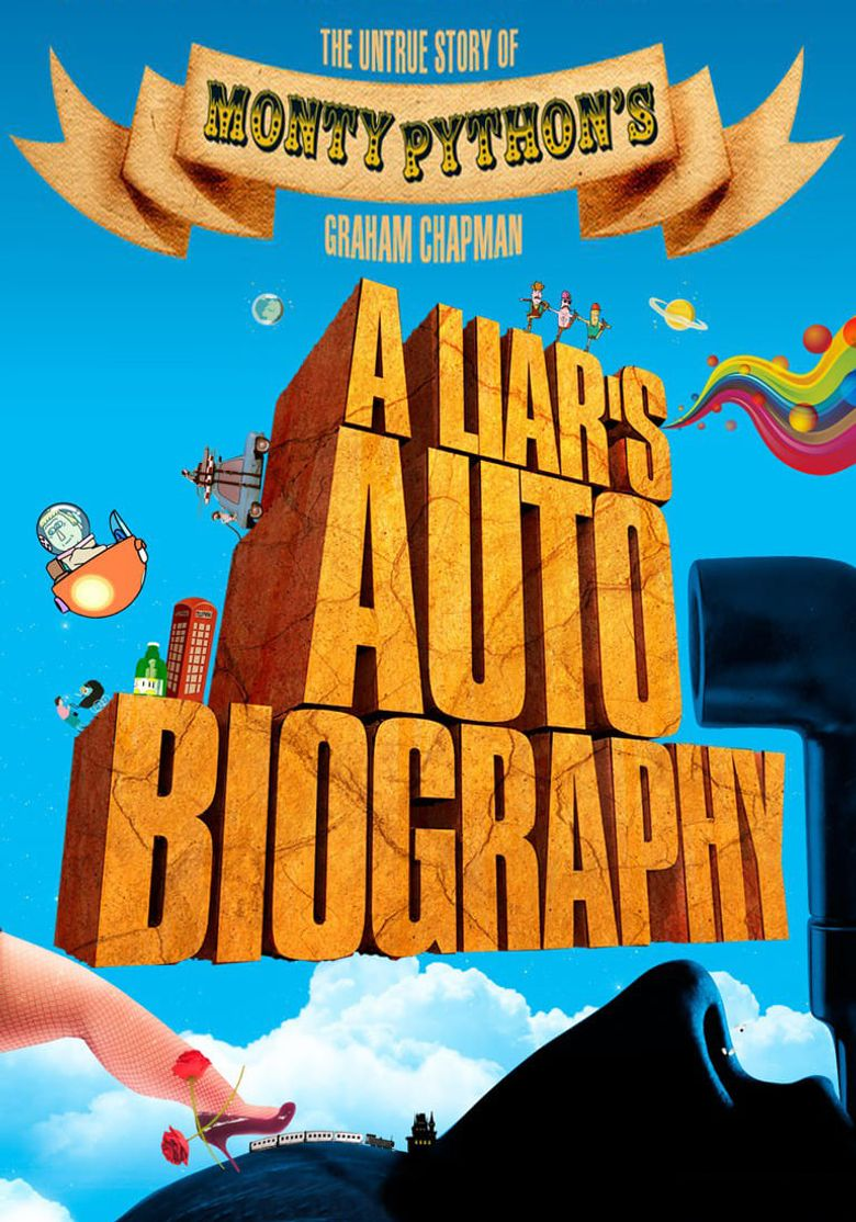 A Liar's Autobiography: The Untrue Story of Monty Python's Graham Chapman Poster