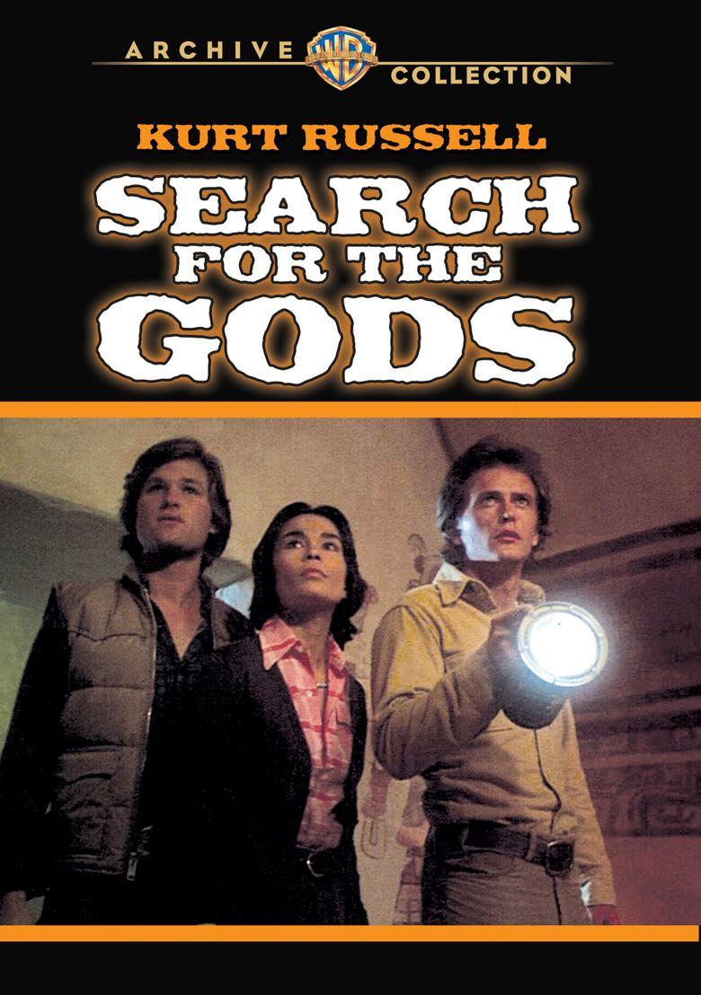 Search For the Gods Poster