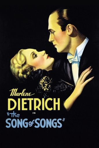 The Song of Songs Poster