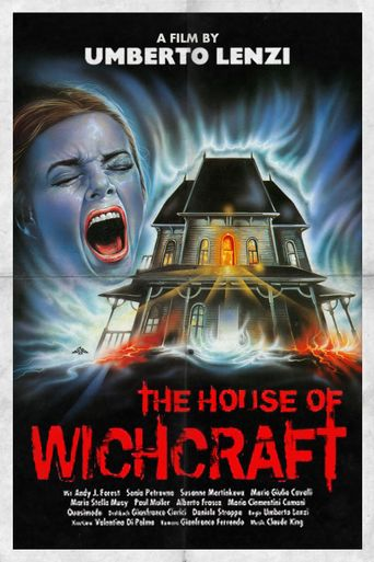 House Of Witchcraft Poster