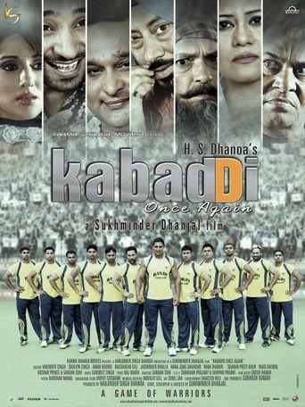 Kabaddi Once Again Poster