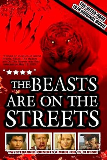 The Beasts Are on the Streets Poster