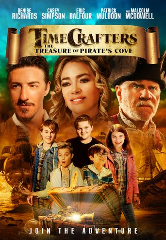 Timecrafters: The Treasure of Pirates Cove Poster