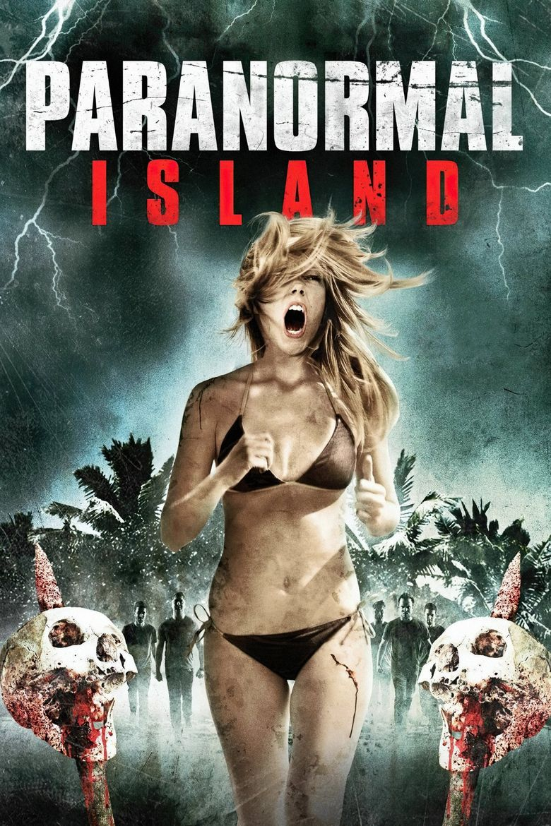 Paranormal Island Poster