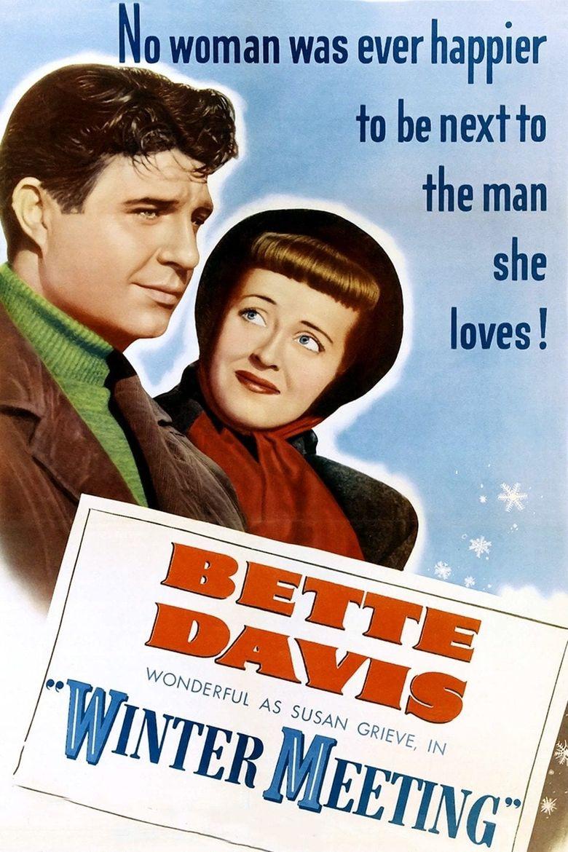 Winter Meeting Poster