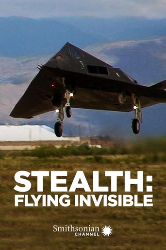 Stealth: Flying Invisible Poster