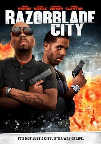 Razorblade City Poster