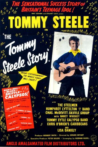 The Tommy Steele Story Poster