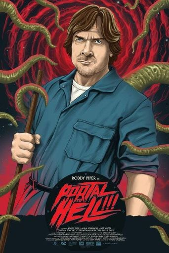 Portal to Hell!!! Poster