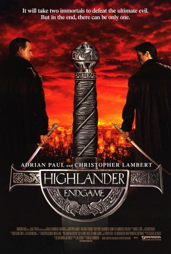 Watch Highlander: Endgame