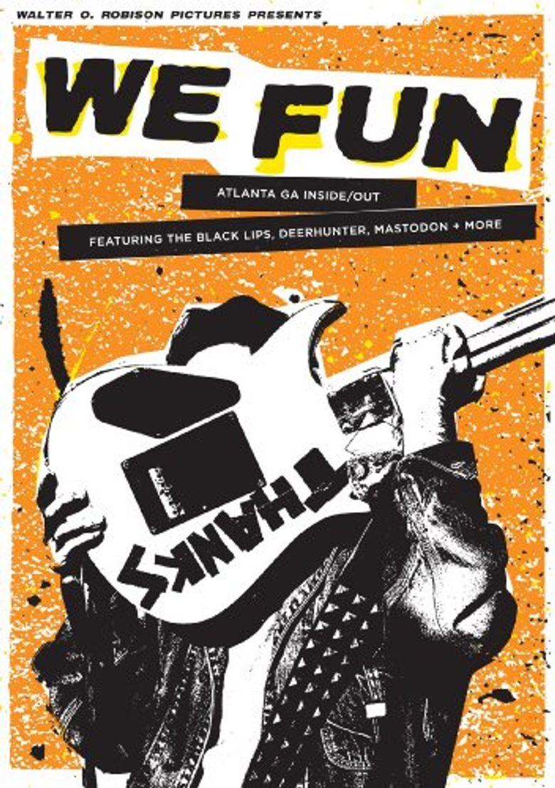 We Fun Poster