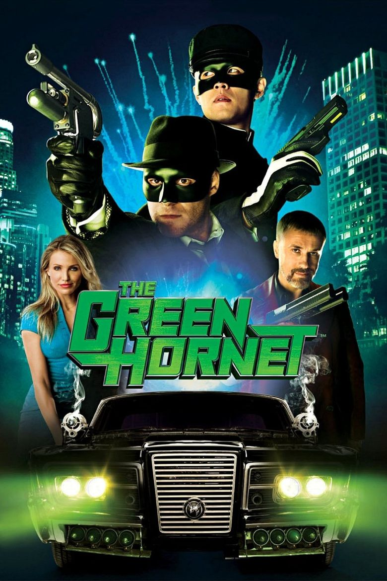 Watch The Green Hornet