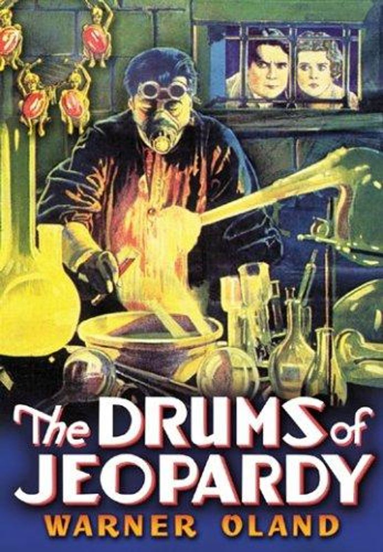 The Drums of Jeopardy Poster