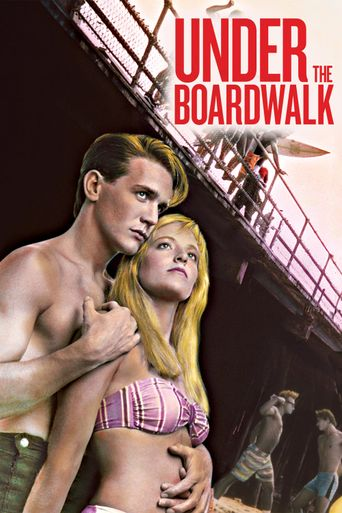 Under the Boardwalk Poster