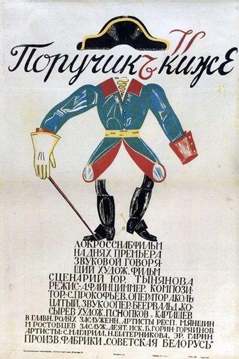 Lieutenant Kizhe Poster