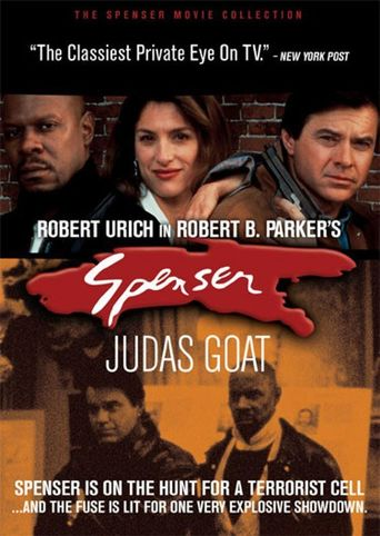 Spenser: The Judas Goat Poster